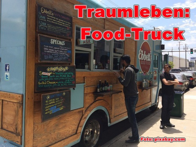Blogbeitrag Traumleben Food-Truck